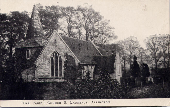 St Laurence's Church, Allington  Church