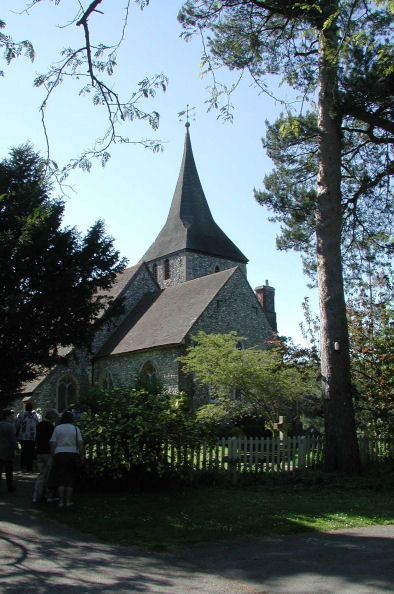 St Martin Of Tours's Church, Chelsfield  Church
