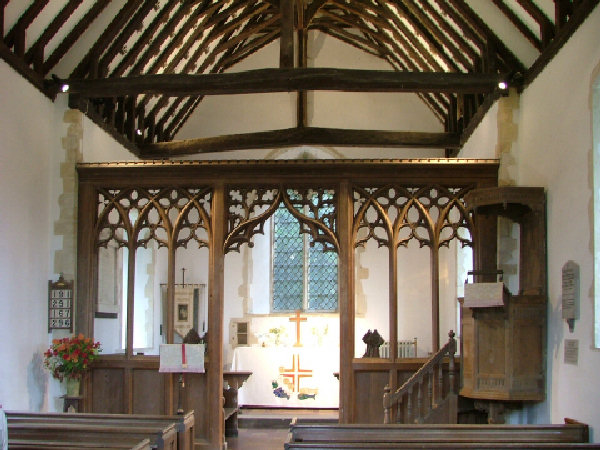All Saints, Chillenden  Church