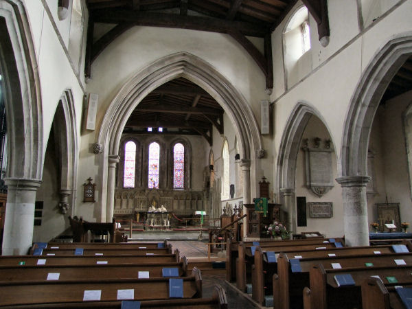 St Mary Magdalene's Church, Cobham  Church