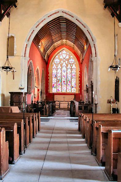 Holy Trinity Dartford Kent