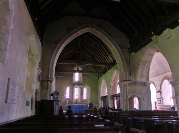 The Beheading Of St John The Baptist, Doddington Church