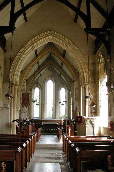 Holy Cross, Goodnestone   Church