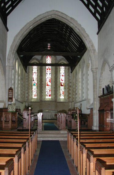 St John The Evangelist's Church, Ickham  Church