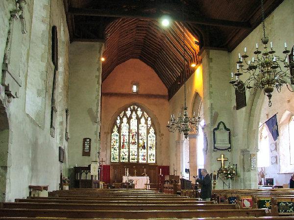 Holy Trinity Milton Regis Kent