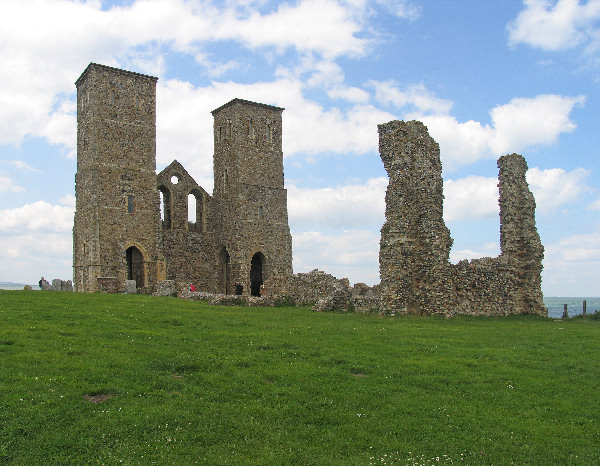 Abbey, Reculver  Church